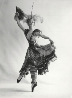 Dame Adeline Genée, by Bassano Ltd, 20 June 1916 - NPG  - © National Portrait Gallery, London