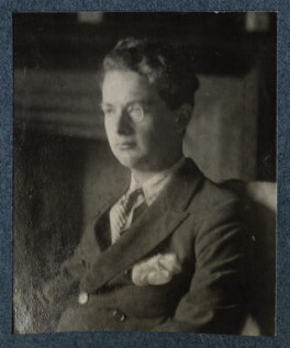 Bob Gathorne-Hardy, by Lady Ottoline Morrell - NPG Ax142797