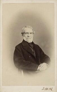 John Henry Robinson, by Frank G. Morgan - NPG Ax17132
