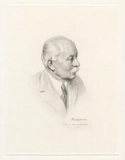 William Clive Bridgeman, 1st Viscount Bridgeman of Leigh, after Frances Amicia de Biden Footner - NPG D20825