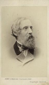 Josiah Wood Whymper, by John & Charles Watkins - NPG Ax17148