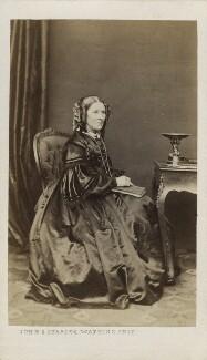 Lucy Matilda Graves (née Percy), by John & Charles Watkins - NPG Ax17163
