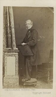 Robert Graves, by John & Charles Watkins - NPG Ax17164