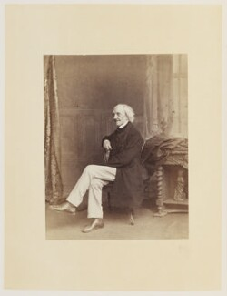 John Pye, by Ernest Edwards, published by  Lovell Reeve & Co - NPG Ax13914