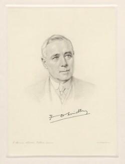 Sir Francis Oswald Lindley, after Frances Amicia de Biden Footner - NPG D20830