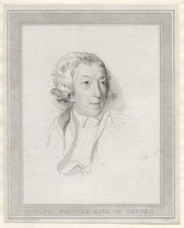 Horace Walpole, by T. Evans, after  Sir Thomas Lawrence - NPG D21326