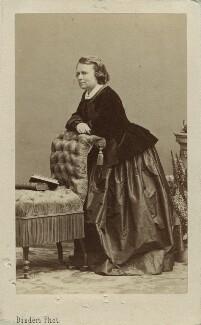 Rosa Bonheur, by Disdéri - NPG Ax17185