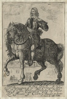 Robert Devereux, 3rd Earl of Essex, published by Sir Robert Peake - NPG D21322