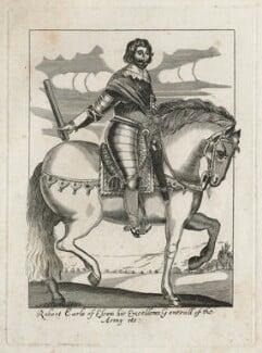 Robert Devereux, 3rd Earl of Essex, by Unknown engraver - NPG D21323