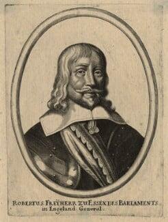 Robert Devereux, 3rd Earl of Essex, after Unknown artist - NPG D21337