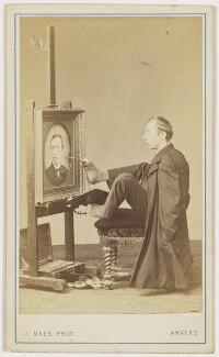 Charles François Felu, by Joseph Maes - NPG x18868