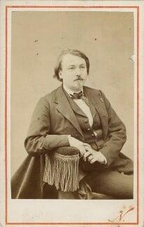 Gustave Doré, by Nadar - NPG Ax17190