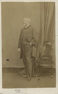 Louis Gallait, by Ferdinand Jean de la Ferté Joubert - NPG Ax17197