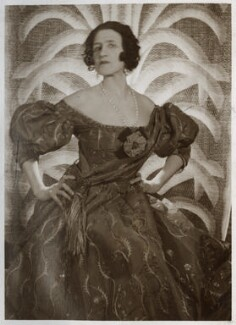 Lady Ottoline Morrell, by Cecil Beaton - NPG Ax142924