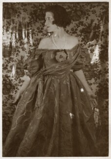 Lady Ottoline Morrell, by Cecil Beaton - NPG Ax142925