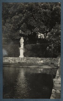 'Garsington', by Lady Ottoline Morrell - NPG Ax142928
