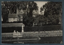 'Garsington', by Lady Ottoline Morrell - NPG Ax142929