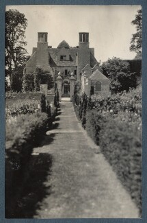 'Garsington', by Lady Ottoline Morrell - NPG Ax142931