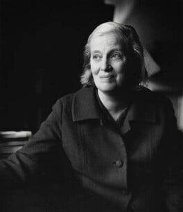 Dorothy Hodgkin, by Godfrey Argent - NPG x21942