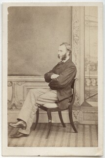 J.P.H. Woodward, by W.R. Pridgeon - NPG Ax39781
