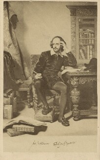 William Shakespeare, after John Faed - NPG Ax39783