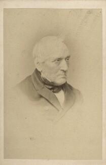 Edward Hodges Baily, by John & Charles Watkins - NPG Ax28918