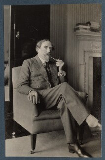 Augustus John, by Lady Ottoline Morrell - NPG Ax143140