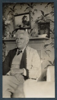 Theodore Francis Powys, by Lady Ottoline Morrell - NPG Ax143142