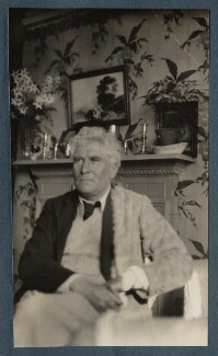 Theodore Francis Powys, by Lady Ottoline Morrell - NPG Ax143143