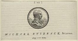 John Michael Rysbrack, after Unknown artist, after 1770 - NPG D21338 - © National Portrait Gallery, London