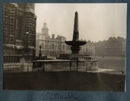 'Whitehall', by Lady Ottoline Morrell - NPG Ax143241