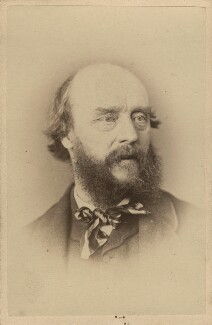 Edward Henry Corbould, by Elliott & Fry - NPG Ax28920