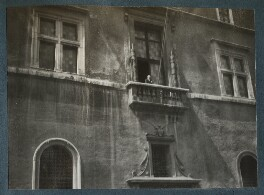 Benito Mussolini, possibly by Lady Ottoline Morrell - NPG Ax143261