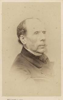Thomas Sidney Cooper, by Elliott & Fry - NPG Ax28921