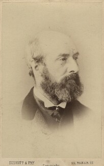 Charles West Cope, by Elliott & Fry - NPG Ax28922