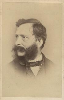 William Charles Thomas Dobson, by Elliott & Fry - NPG Ax28929