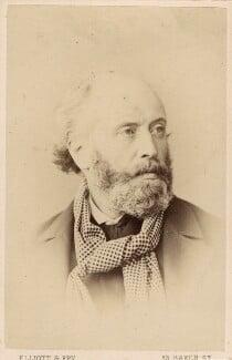 Henry Le Jeune, by Elliott & Fry - NPG Ax28934