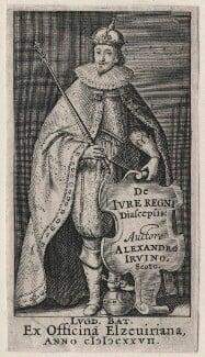 King Charles I, after Unknown artist - NPG D21344