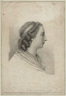 Mary Shirley (née Meredith), Countess Ferrers (later Lady Campbell), after Unknown artist - NPG D21350