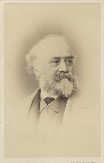 John Prescott Knight, by Elliott & Fry - NPG Ax28935