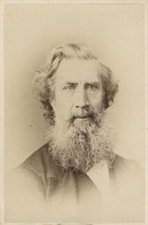 William Calder Marshall, by Elliott & Fry - NPG Ax28938
