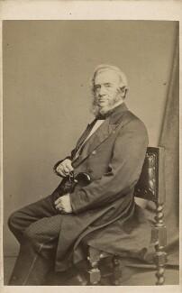 Patrick MacDowell, by John & Charles Watkins - NPG Ax28939