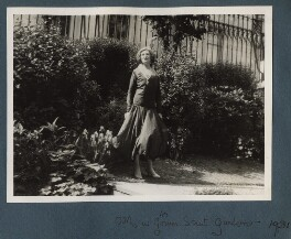 Lady Ottoline Morrell, possibly by Lady Ottoline Morrell - NPG Ax143287