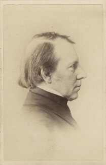 George Richmond, by Elliott & Fry - NPG Ax28946