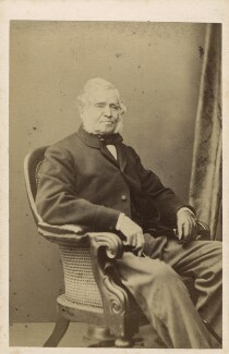 Clarkson Frederick Stanfield, by John & Charles Watkins - NPG Ax28948