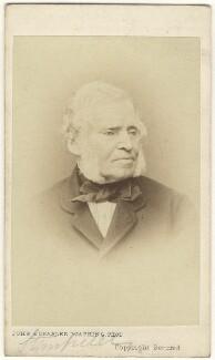 Clarkson Frederick Stanfield, by John & Charles Watkins - NPG Ax17242