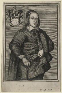 A member of the Salter family, possibly Thomas Salter, by Thomas Cross - NPG D21353