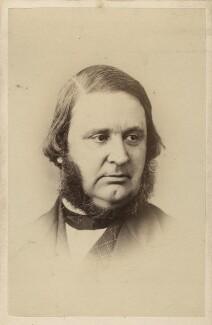 Edward Matthew Ward, by Elliott & Fry - NPG Ax28952