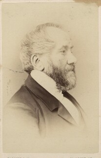 Henry Weekes, by Elliott & Fry - NPG Ax28956