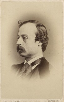 Sir William Quiller Orchardson, by Elliott & Fry - NPG Ax28958